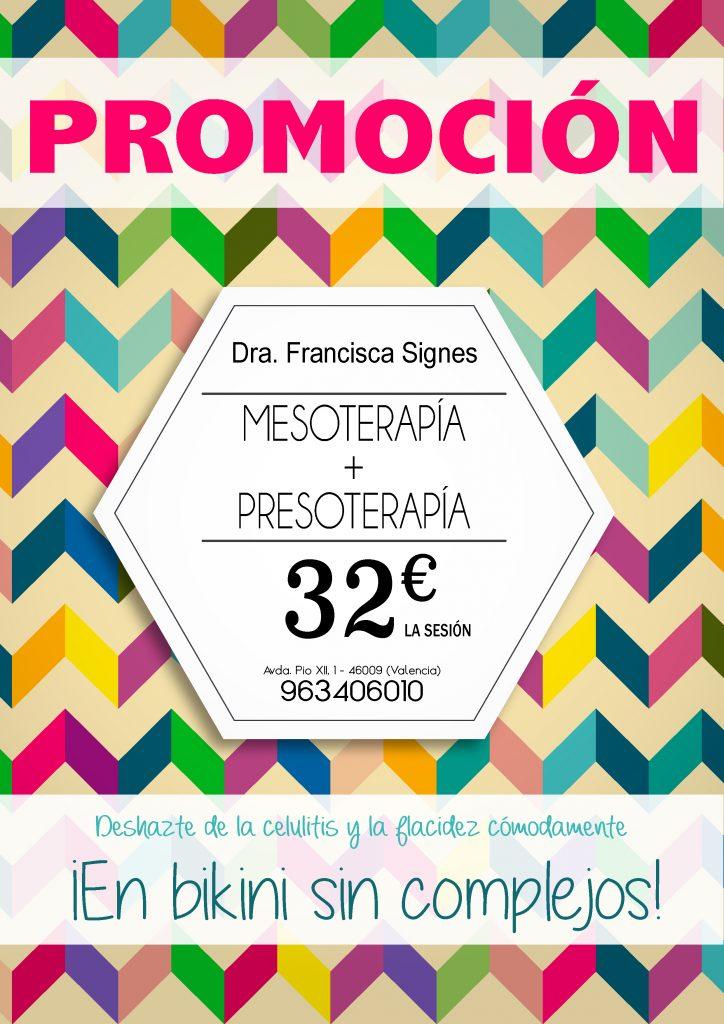 mesoterapia, promoción